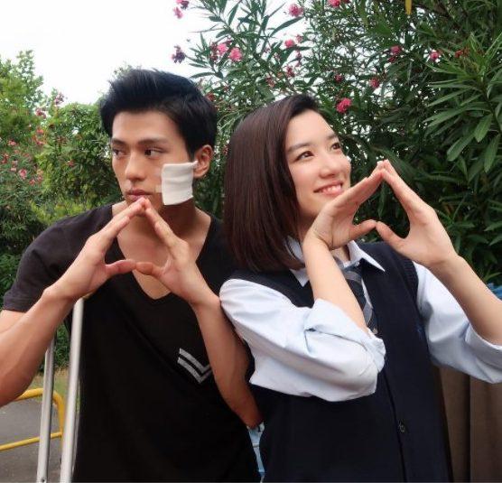 真剣佑と永野芽郁が似てるのは兄妹だから?2人の関係や共演は?   LOVE&PEACE