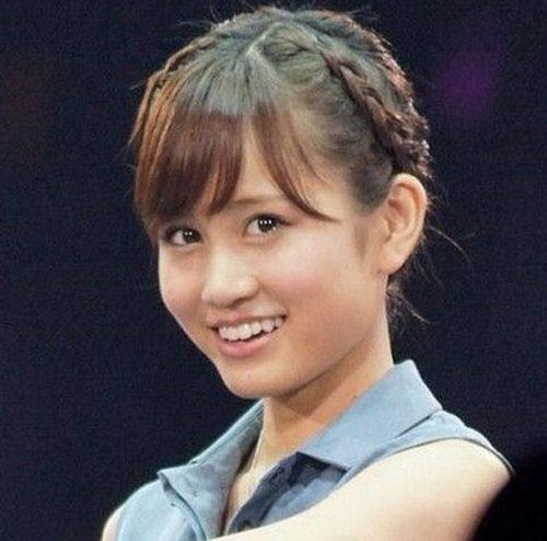 前田敦子の編み込みヘアのやり方は?後ろの髪型の画像は?